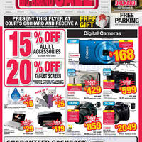 Read more about Courts Big Brand Sale Offers @ Courts Orchard 18 - 26 Sep 2013