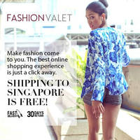 Read more about FashionValet 20% OFF Storewide 1-Day Coupon Code (NO Min Spend) 30 Jan 2015