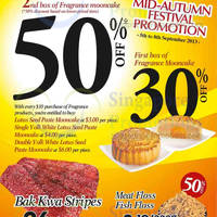 Read more about Fragrance Foodstuff Bakkwa & More Promo Weekend Offers 5 - 8 Sep 2013