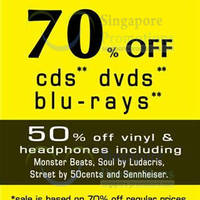 Read more about Gramophone Overstock Clearance SALE @ The Cathay 13 - 16 Sep 2013