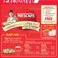 Read more about NTUC Fairprice Electronics, Appliances, Personal Care, Wines & More Offers 19 Sep - 3 Oct 2013