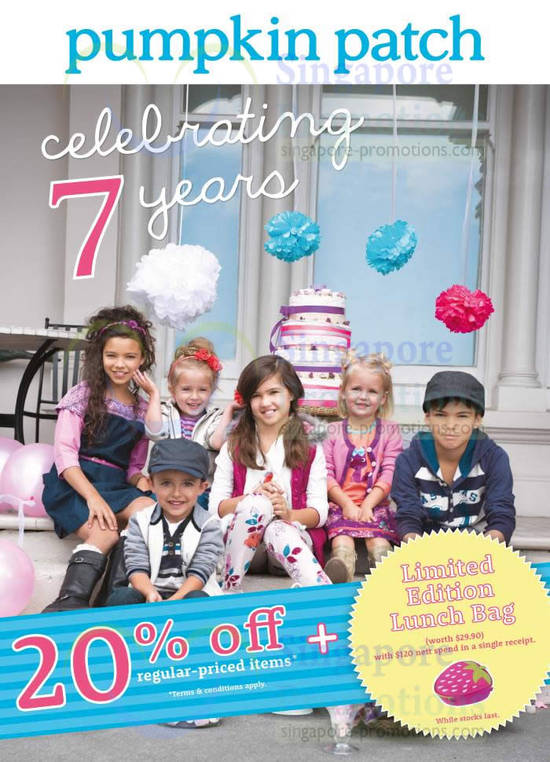Pumpkin patch catalogue 2013, For quality kids clothes in the latest styles