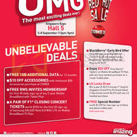 Read more about Singtel COMEX 2013 Smartphones, Tablets, Home / Mobile Broadband & Mio TV Offers 5 - 8 Sep 2013