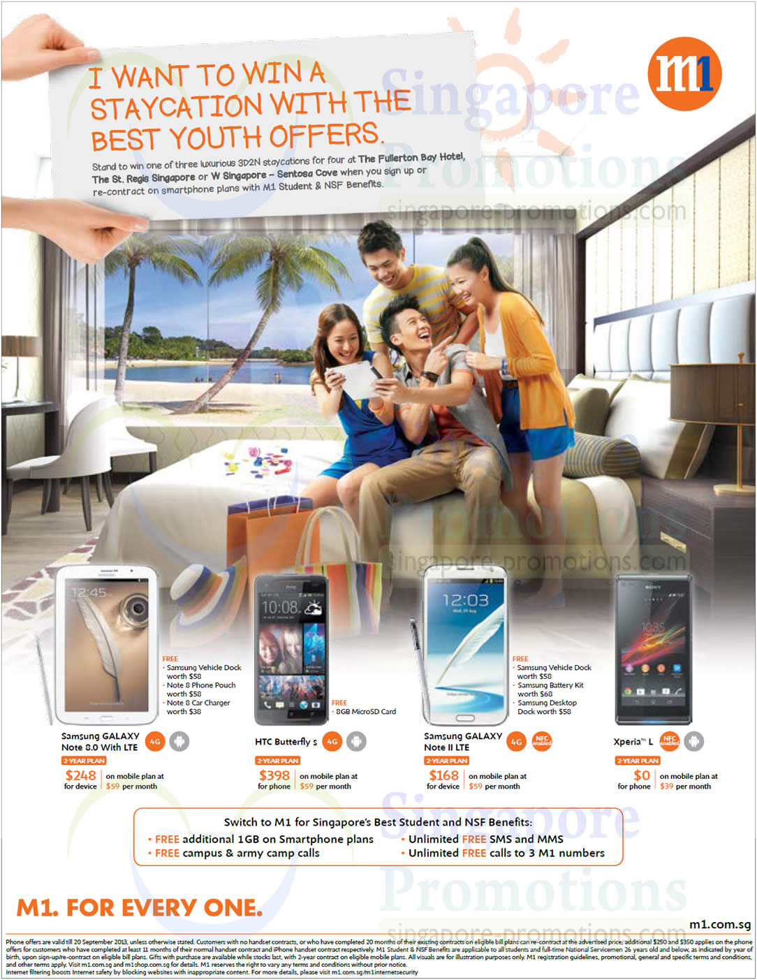 Samsung Galaxy Note 8.0, Samsung Galaxy Note II LTE, HTC Butterfly S, Sony Xperia L