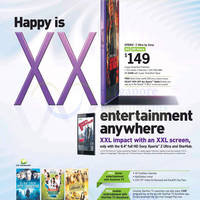 Read more about Starhub Smartphones, Tablets, Cable TV & Mobile/Home Broadband Offers 14 - 20 Sep 2013