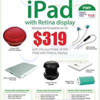 Read more about EpiCentre Apple MacBooks, iMacs & iPads Offers 11 - 25 Dec 2013