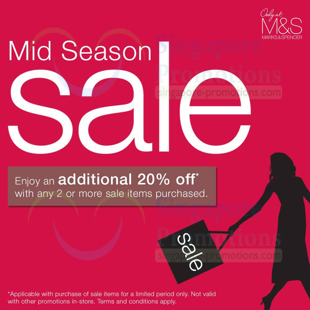 23 Oct Additional 20 Percent Off Further Reductions