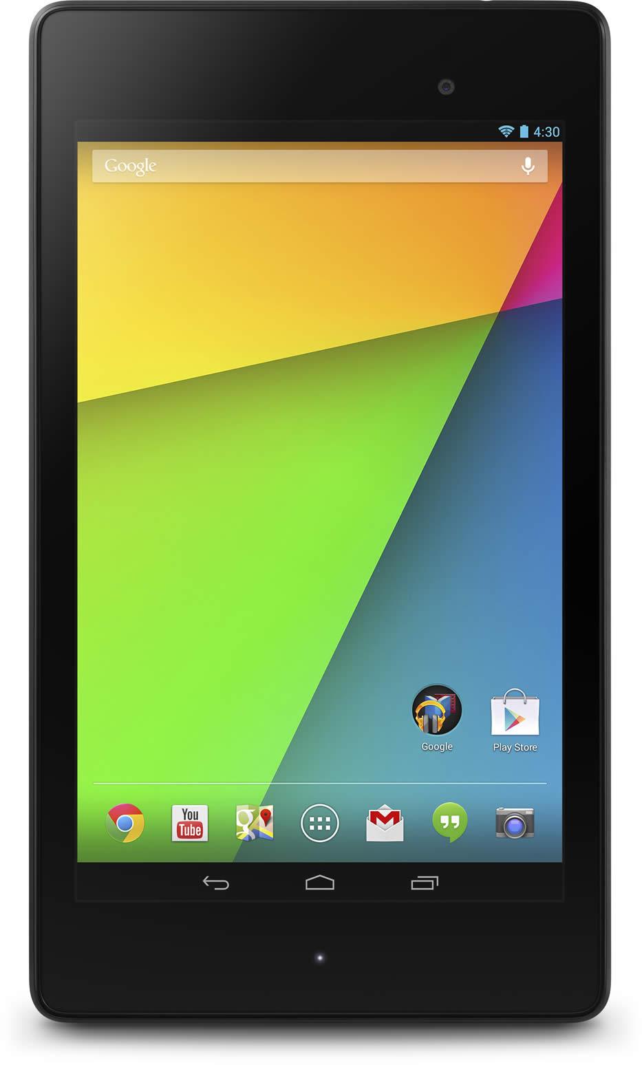 ASUS Nexus 7 LTE Price, Availability & Specs 19 Oct 2013