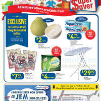 Read more about NTUC Fairprice Electronics, Health, Beauty & Personal Care Offers 17 - 30 Oct 2013