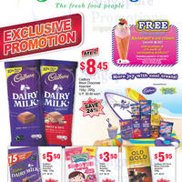 Read more about Cold Storage Baby Fair & Groceries Offers 3 - 6 Oct 2013
