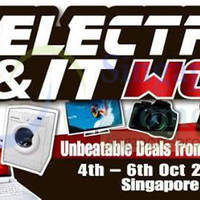 Read more about Electrical & IT World Expo @ Singapore Expo 4 - 6 Oct 2013