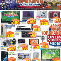 Read more about Audio House Electronics, TV, Notebooks & Appliances Offers @ Liang Court 5 - 6 Oct 2013