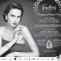 Read more about Singapore JewelFest @ Ngee Ann City Civic Plaza 11 - 20 Oct 2013