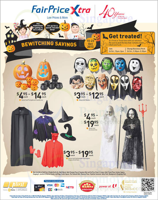 Halloween Bewitching Savings