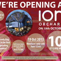 Read more about Home-Fix DIY Store 10% Off Storewide Opening Promo @ ION Orchard 18 - 27 Oct 2013