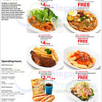 Ikea free food jan 2016 for Ikea restaurant discount