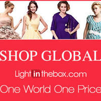LightInTheBox $9 OFF $75 Spend Storewide Cyber Monday Coupon Code 28 - 30 Nov 2015