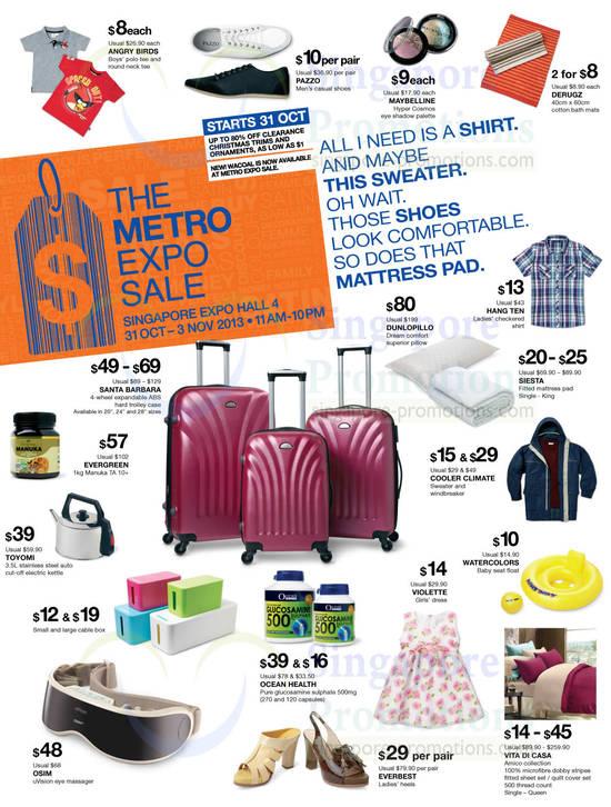 Metro 31 Oct 2013