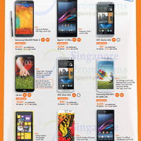 Read more about M1 CEE 2013 Smartphones, Tablets & Home/Mobile Broadband Offers 31 Oct - 3 Nov 2013