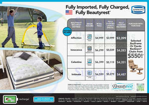 simmons beautyrest recharge intimate mattress