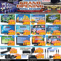 Read more about Audio House Electronics, TV, Notebooks & Appliances Offers @ Liang Court 12 - 13 Oct 2013