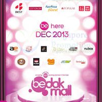 Read more about Bedok Mall New Mall Opening From Dec 2013