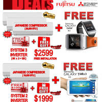 Read more about CT Air-Con Great SALE Offers @ Tat Ann Building 22 Nov - 22 Dec 2013