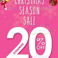 Read more about Carlo Rino 20% OFF Storewide Promo 23 Nov 2013