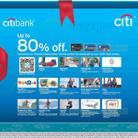 Read more about Citibank Up To 80% OFF Offers @ Over 1,000 Retail Outlets 19 Nov - 31 Dec 2013