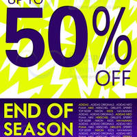 Read more about Dot End of Season SALE Up To 50% Off 11 Nov - 29 Dec 2013