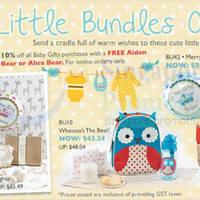 Read more about Far East Flora Little Bundles Of Joy Offers 1 - 30 Nov 2013
