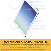 Read more about Gain City Stocktake Clearance Sale Offers 16 Nov 2013