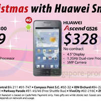 Read more about Huawei No Contract Smartphone Offers @ 3Mobile 21 Nov 2013