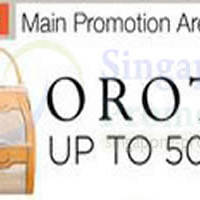 Read more about Oroton Handbags Up to 50% OFF @ Isetan Scotts 29 Nov - 5 Dec 2013