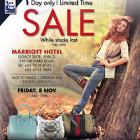 Read more about LovethatBag Branded Handbags Sale Up To 75% Off @ Marriott Hotel 8 Nov 2013