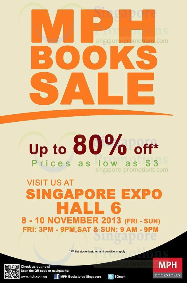 MPH Bookstores 4 Nov 2013