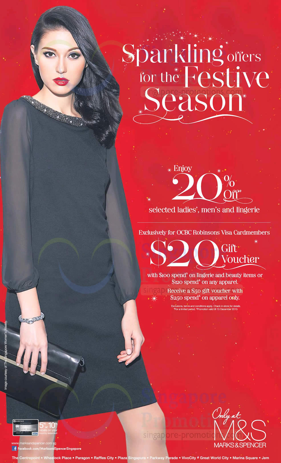 Marks Spencer 29 Nov 2013