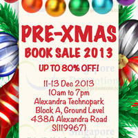Read more about Marshall Cavendish Up To 80% OFF Clearance SALE @ Alexandra Technopark 11 - 13 Dec 2013