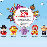 Read more about McDonald's Holiday Season $2.90 Plushies 28 Nov - 31 Dec 2013