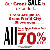 Read more about Molecule SALE @ Great World City 22 Nov 2013