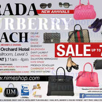 Read more about Nimeshop Branded Handbags Sale Up To 70% Off @ Mandarin Orchard Hotel 23 Nov 2013