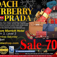Read more about Nimeshop Branded Handbags, Sunglasses & Footwear Sale Up To 70% Off @ Marriott Hotel 30 Nov 2013