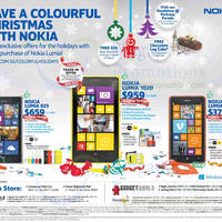 Read more about Nokia Lumia Smartphones No Contract Offers 23 Nov 2013