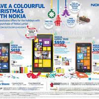 Read more about Nokia Lumia Smartphones No Contract Offers 23 Nov 2013