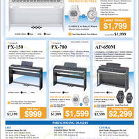 Read more about Casio Privia Piano Offers & $100 Off Coupon 1 Nov 2013