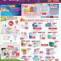 Read more about NTUC Unity Health Offers & Promotions 29 Nov - 26 Dec 2013