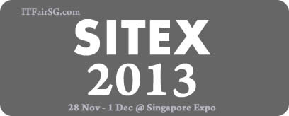 SITEX 2013 Logo