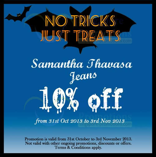 Samantha thavasa coupon