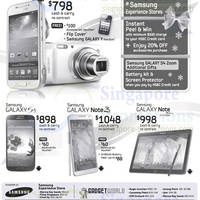 Read more about Samsung Galaxy Smartphones No Contract Price List 30 Nov 2013