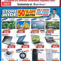Read more about Audio House Electronics, TV, Notebooks & Appliances Offers 9 Nov 2013